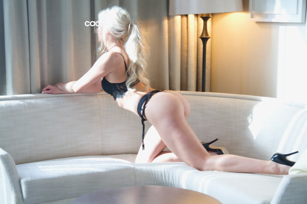 Leah a courtesan escort by Cachet Ladies
