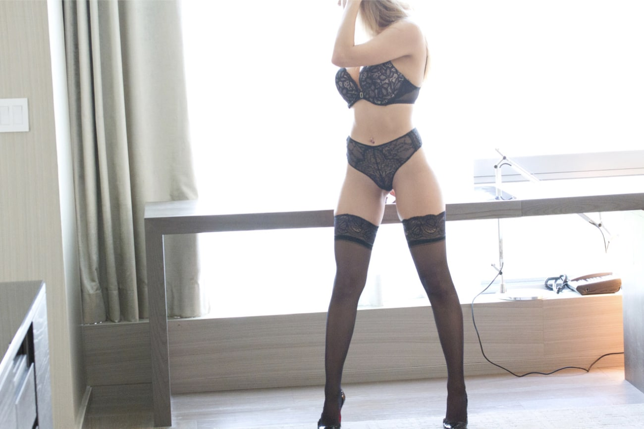 Arianna a courtesan escort by Cachet Ladies