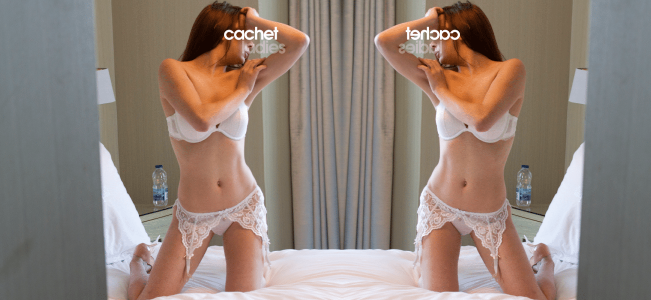 Carmen a courtesan escort by Cachet Ladies