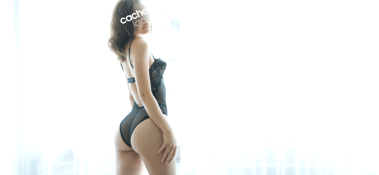 Jamie a courtesan escort by Cachet Ladies