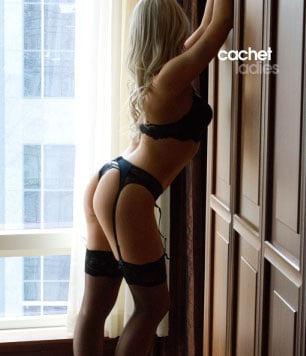 Lana a courtesan escort by Cachet Ladies