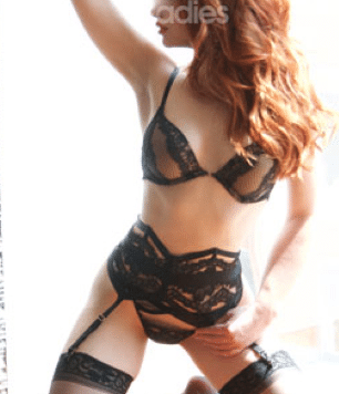 Audrina a courtesan escort by Cachet Ladies