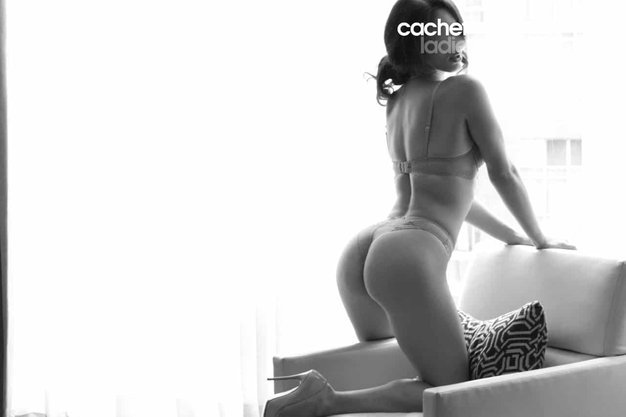 Kiara a courtesan escort by Cachet Ladies
