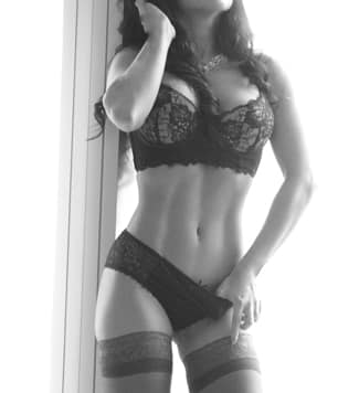 Sandra a courtesan escort by Cachet Ladies