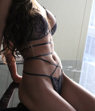 Sofia a courtesan escort by Cachet Ladies