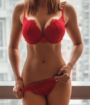 Toronto Escorts Cachet Ladies Breasts
